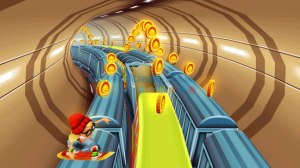 How to play the game Subway Surfers high point