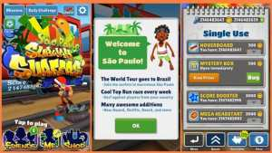 Subway surfers multiplayer online games are the most